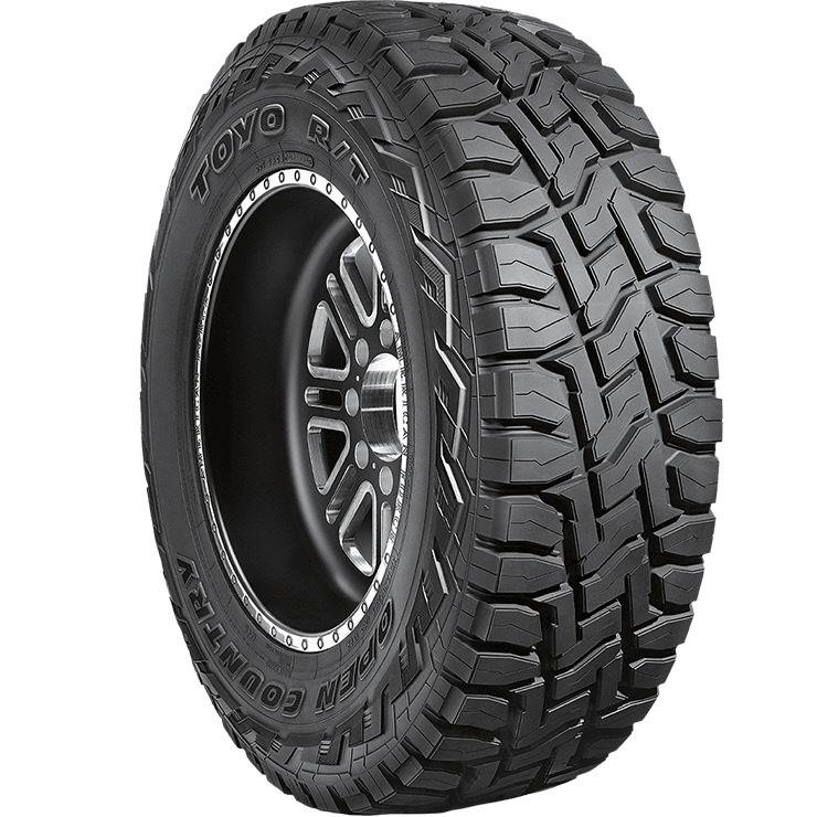 Open Country R T Rugged Terrain Tires Truck Tires