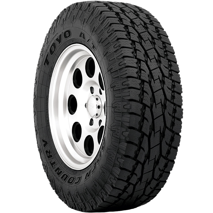 Open Country A/T II - Aggressive All Terrain Tires - Mud ...
